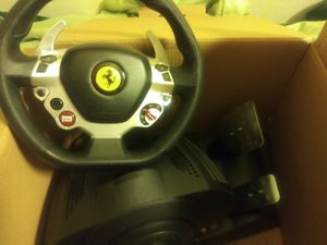 Racing wheel thrustmaster 100-125v version for Sale for sale  New York, NY