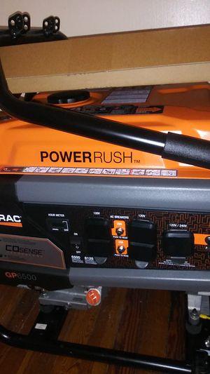 Never Used Generac Generator 6500w for Sale in Glen Burnie, MD