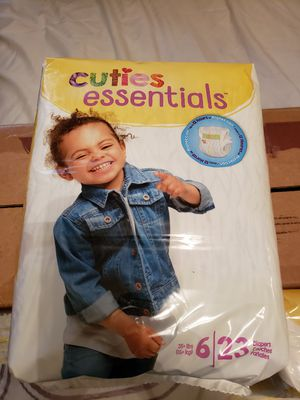 Diapers size 6 for Sale in Sacramento, CA