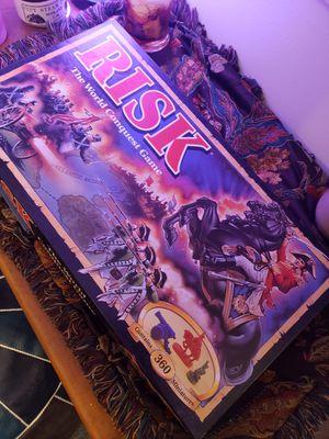 Risk Board Game for Sale in Silver Spring, MD
