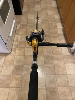 Roddy Fishing Rod and Reel Combo for Sale in Pomona, CA