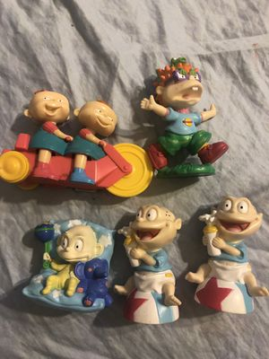 Rugrats figures for Sale in San Jose, CA
