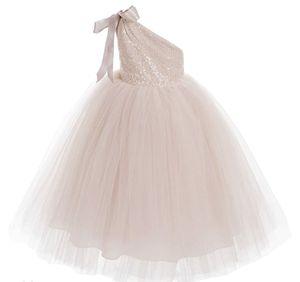 BLUSH PINK 3T FLOWER GIRL DRESS for Sale in Las Vegas, NV