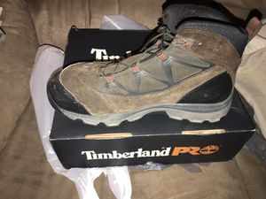Timberland boots like new size 12 $60 for Sale in Manassas, VA