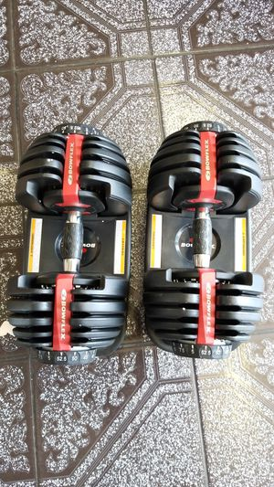 BOWFLEX WEIGHTS BD552 Dumbbelle for Sale in South Gate, CA