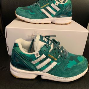 BAPE X UNDEFEATED X ADIDAS ZX 8000 for Sale in Washington, DC