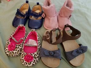 Baby Girl Shoes for Sale in Silver Spring, MD
