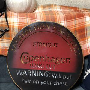 Backlit Copenhagen Sign for Sale in Phoenix, AZ