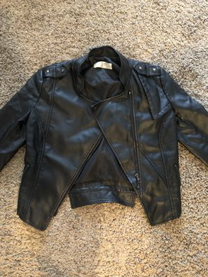 Faux Leather Jacket for Sale in San Diego, CA