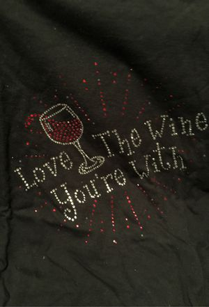 Love The he Wine You're With T-Shirt for Sale in Buda, TX