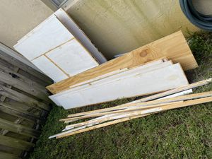 Free plywood for Sale in Plantation, FL