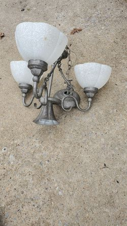 Hanging ceiling light for Sale in Bellmore,  NY
