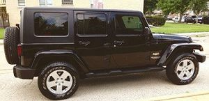 2007 Jeep Wrangler Unlimited 4x4 Automatic for Sale in Ludlow, KY