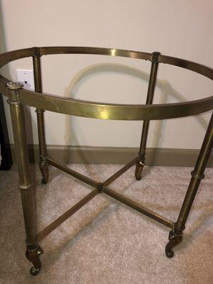 Antique Side Table Base for Sale in Atlanta, GA