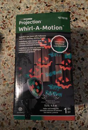 Projection light Halloween for Sale in Hialeah, FL