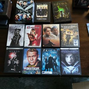 Free - Misc Collection Of Dvds for Sale in Berkley, MI