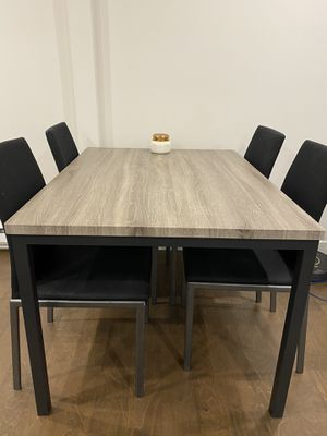 Dining Table Set for Four for Sale in Seattle, WA