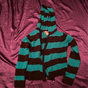 Pink Angel Zip up Sweater Size 6x for Sale in Philadelphia, PA
