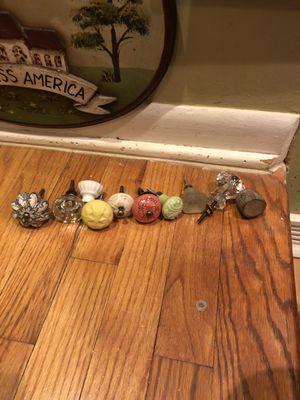 Set of 10 door buttons for Sale in Atlanta, GA