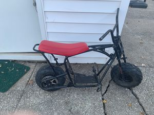 mini bike frame with wheels for Sale in Henderson, KY
