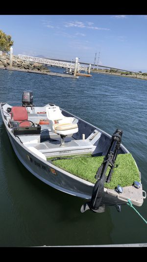 16 f aluminum boats for Sale in San Diego, CA