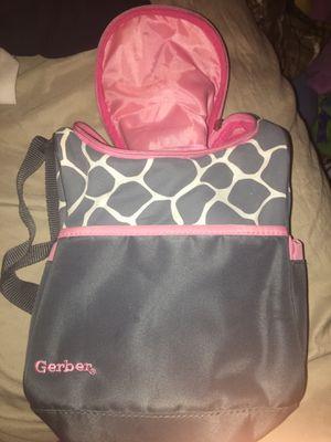 Gerber diaper bag for Sale in Rochelle, IL