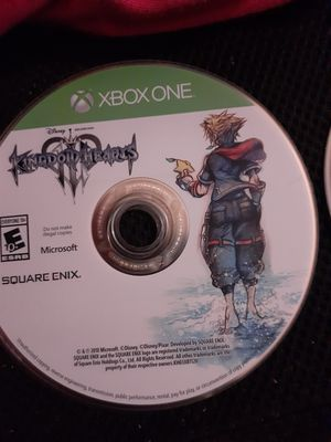 Kingdom hearts 3 xbox one for Sale in Marion, IL