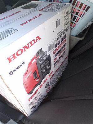 Honda inverter generator for Sale in Oklahoma City, OK