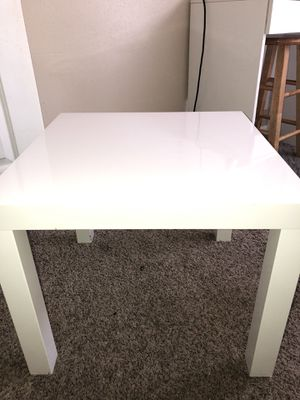 White table for Sale in Happy Valley, OR