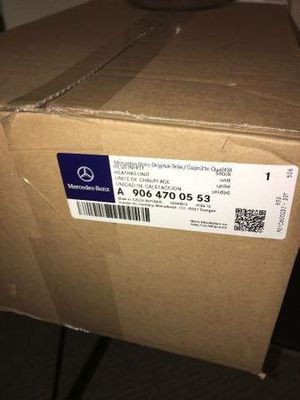 BRAND NEW! Heating element AdBlue ( level sensor ) sprinter Mercedes freightliner for Sale in Seattle, WA
