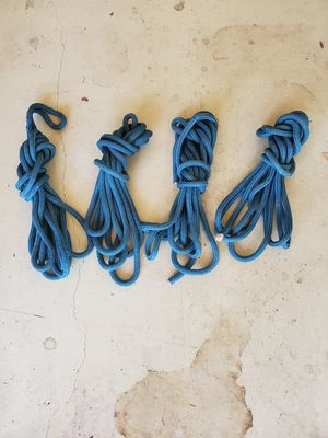 """4 Dock lines 1/2""""X25' for Sale in Palm City, FL"""