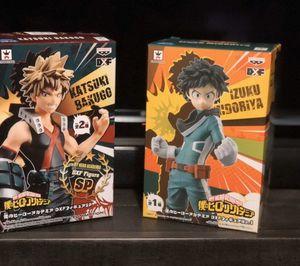 Deku and Bakugo My Hero Academia Statues' for Sale in Anaheim, CA