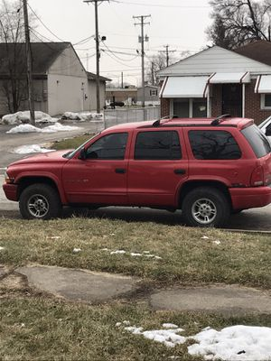 2000 Dodge Durango for Sale in Phoenix, IL