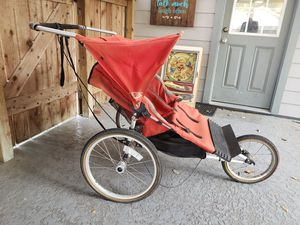 KoolStride Double Jogging Stroller for Sale in Humble, TX