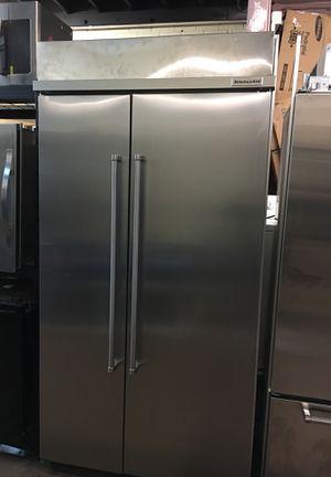 "Kitchen Aid 42"" Built In Fridge for Sale in Laguna Niguel, CA"