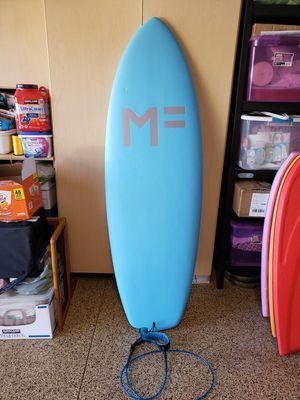 """Little Marley"" Mickfanning surfboard soft top for Sale in Rancho Santa Margarita, CA"