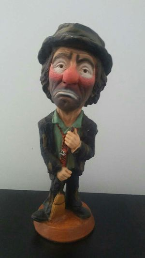 Statue of Emmett Kelly for Sale in Boca Raton, FL
