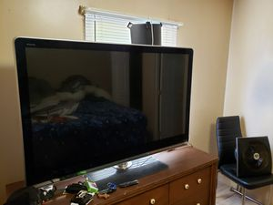 Sharp Aqous 55 inch tv for Sale in Washington, PA