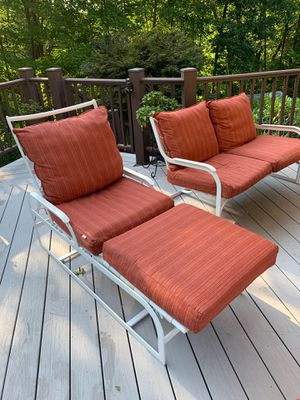 7 piece outdoor patio deck furniture for Sale in Brewster, NY