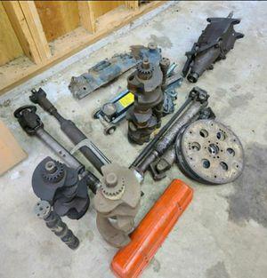 Driveline, Crankshaft, Camshaft, Manifold, Flexplate, misc auto parts for Sale in Black Diamond, WA