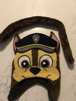 Paw Patrol Costume Hat And Tail for Sale in Barrington,  IL