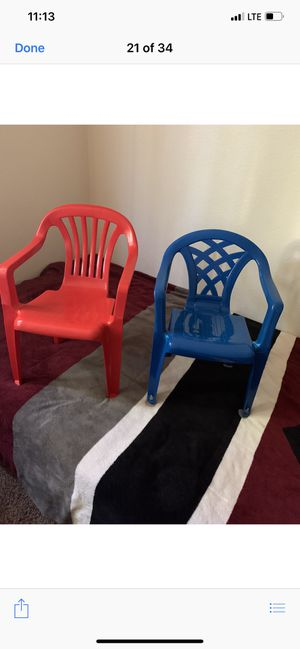 Chair for kids for Sale in El Cajon, CA