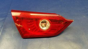 2014 - 2016 INFINITI Q50 LEFT DRIVER SIDE INNER TRUNK TAIL LIGHT LAMP # 55688 for Sale in Fort Lauderdale, FL