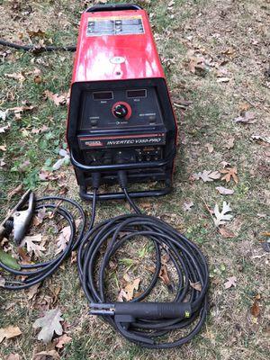 """Welder Lincoln inverter V350 pro. """"Electric"""" for Sale in Fort Washington, MD"""