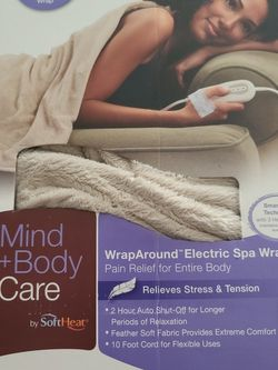 Electric Spa Wrap for Sale in Portland,  OR