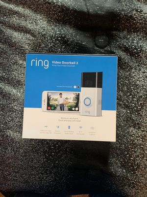 Ring video doorbell 2 for Sale in Maryland Heights, MO