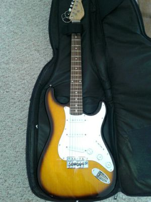 Electric guitar for Sale in Upper Marlboro, MD