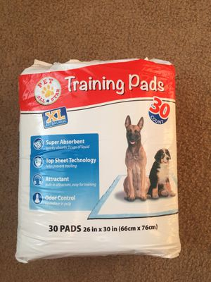 XL Dog Training Pads for Sale in Surprise, AZ