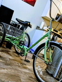 Lime Green Miami Sun Tricycle Trike for Sale in Walnut Creek,  CA