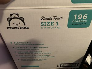 Diapers 2 boxes for Sale in Bridgeport, CT